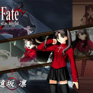 [Game][NN][Fate/Stay Night] Rin Tohsaka