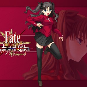 [Game][NN][Fate Unlimited Codes] Rin Tohsaka