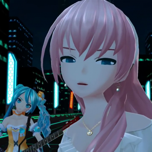 【Project DIVA F 2nd】Faster By Within Temptation Ft Luka Miku Rin【PV Edit By xtokashx】